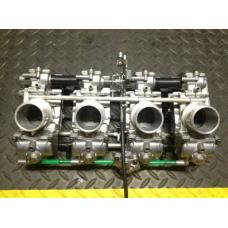 Honda CB 900F 1100F / KEIHIN FCR 35 FLATSLIDE CARBURETORS CB900F CB1100F BOLDOR